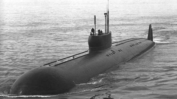 National Interest вспомнил о скоростной российской «подлодке-демоне»