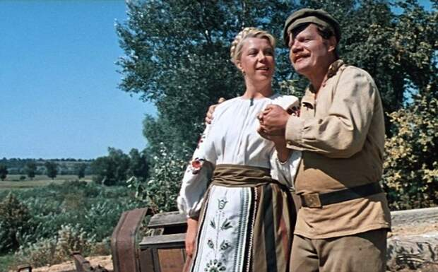 Кадр из к/ф «Свадьба в Малиновке» (1967). | Фото: rublya.net.