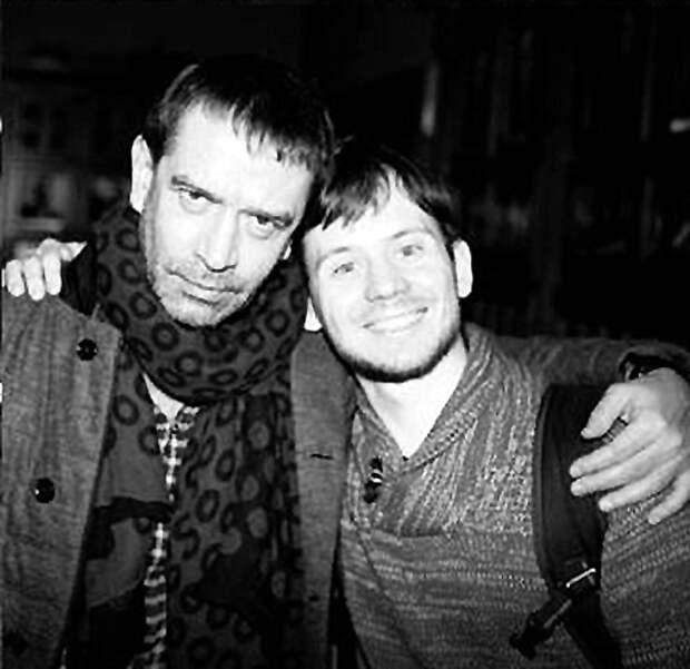 Михаил Филипчук и Владимир Машков. Фото: vk.com