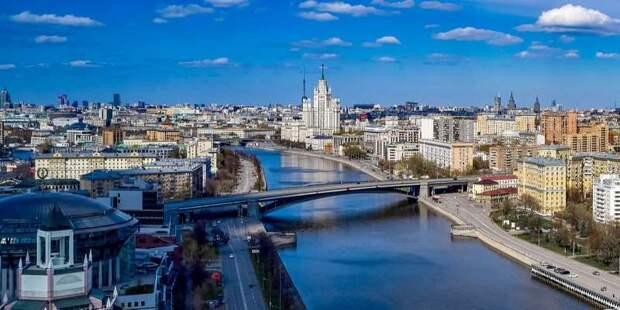 Москва стала лидером в России по развитию конкурентной среды