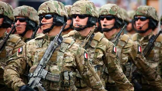 Польша сгинет за пять дней. Если начнёт войну с Россией