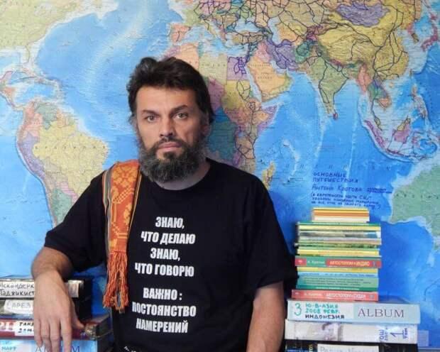 Житель Левобережного посетил все регионы России