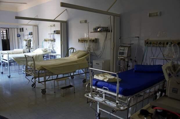 Свободных коек для больных COVID-19 в Севастополе больше нет