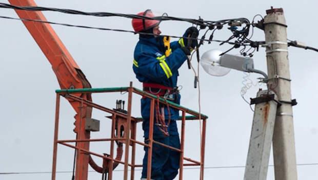 Более 38 тысяч новых подключений к электросетям провели в регионе с начала года