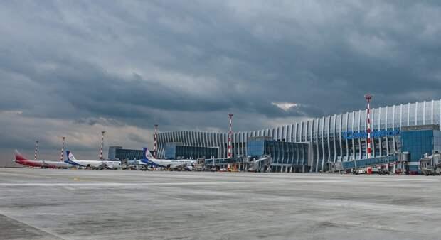 В аэропорту Симферополя отменят больше половины рейсов