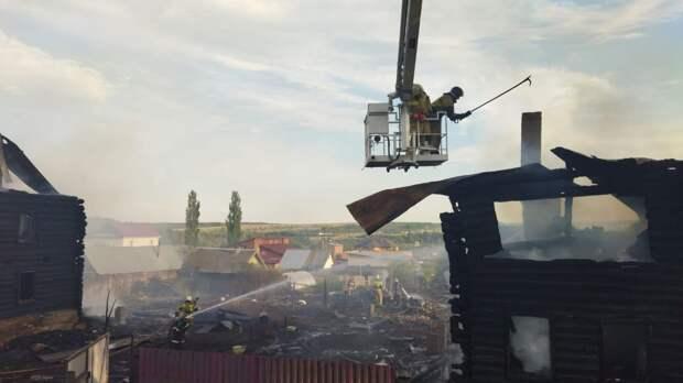 Погорельцам бараков в Новых парниках в Ижевске предоставят жилье в маневренном фонде