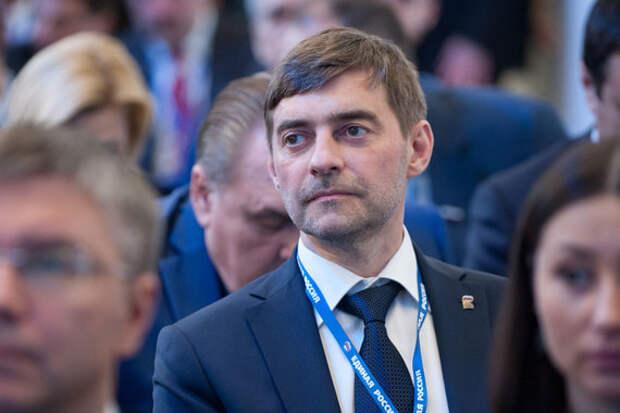 Железняк подал в отставку с поста в «Единой России»