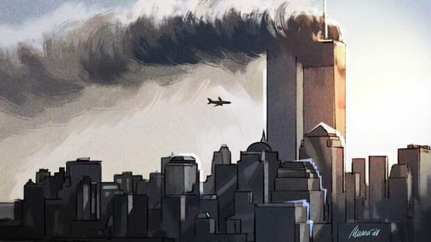 Антипов указал на важную улику в деле по теракту 11 сентября 2001