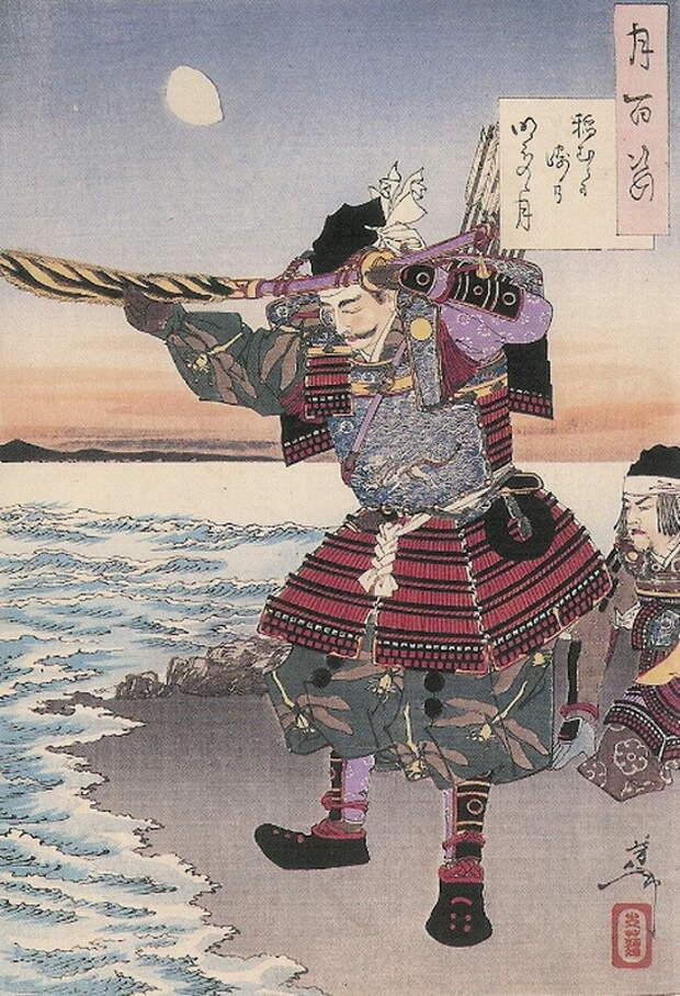 Нитта Ёсисада. samurai-illustrated.narod.ru - Добровольная смерть верных | Warspot.ru