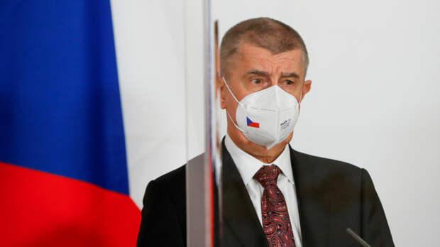 Премьер Чехии поблагодарил Словакию за высылку российских дипломатов