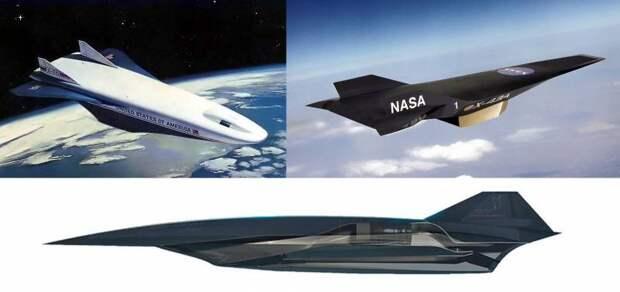 Планирующие гиперзвуковые боевые блоки: проекты и перспективы
