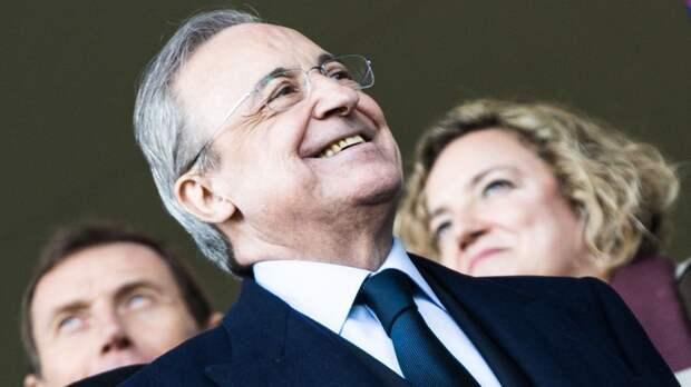 """Президент """"Реала"""" сообщил о возможном создании в Суперлиге второго дивизиона"""