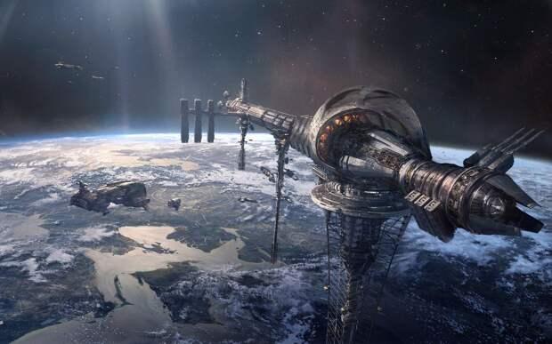 Как построить космический лифт