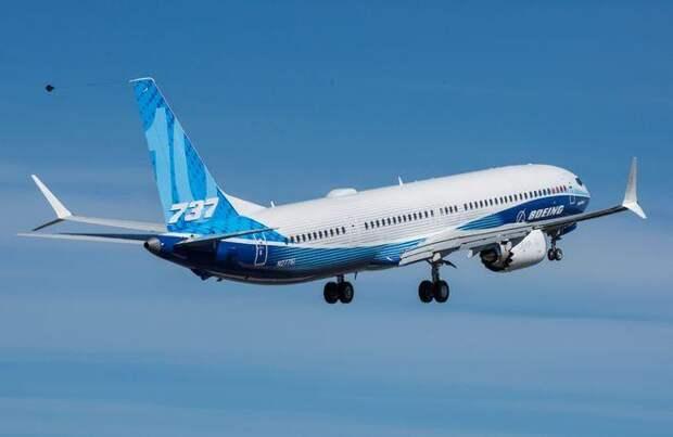 Первый полет совершил Boeing 737MAX-10