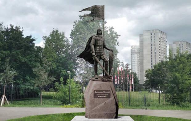 В Москве появится памятник князю Александру Невскому
