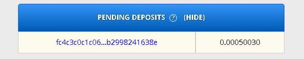 Выплата с крана bitcoinfaucet.space
