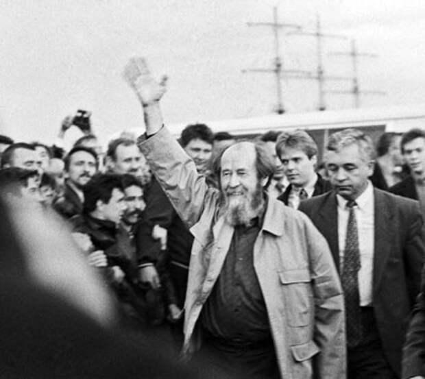 «Солженицын» как пароль для русских