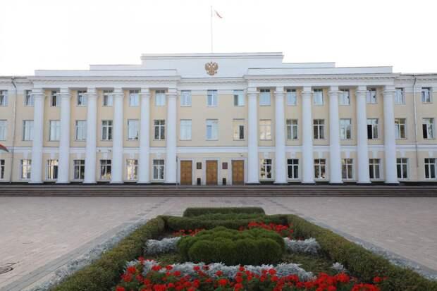 Списки кандидатов в депутаты регионального парламента седьмого созыва зарегистрировал областной избирком