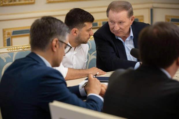 Зеленский решил «включить» новых людей в переговоры по Донбассу