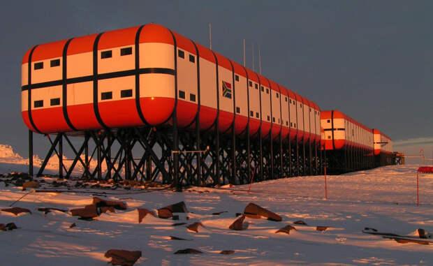 Антарктида: тайны скрытые под льдами континента