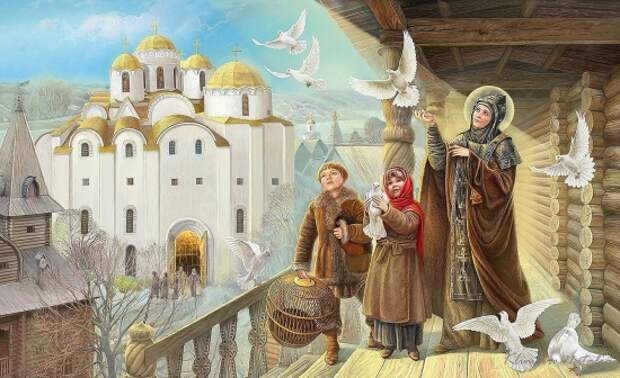 художник Наталья Климова картины – 12