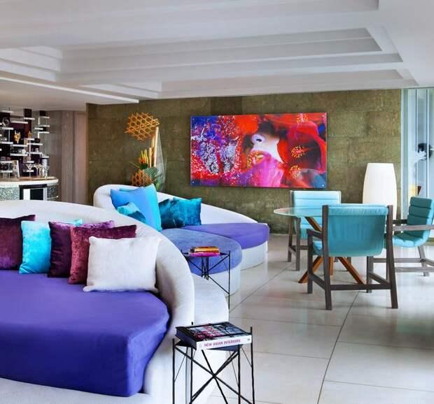необычные отели Бали
