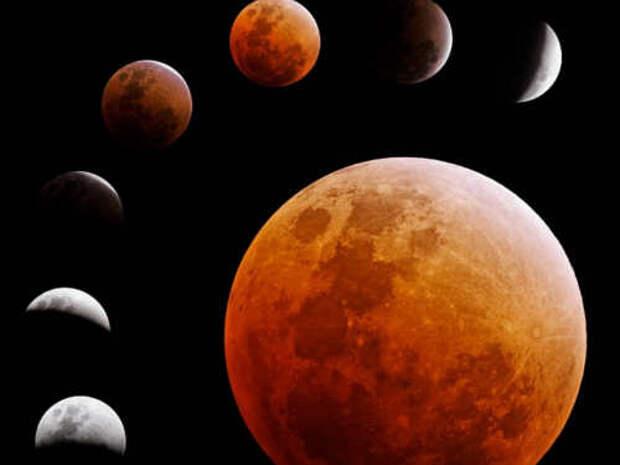 Лунное затмение 23марта 2016года: опасения астрологов иэкстрасенсов