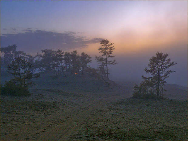 Ольхонские туманы