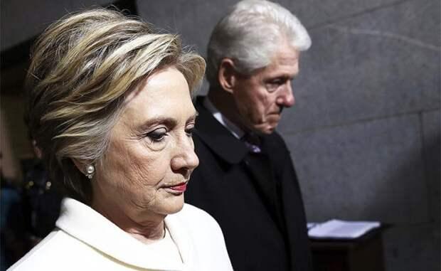 Как Хиллари за мужа отомстила