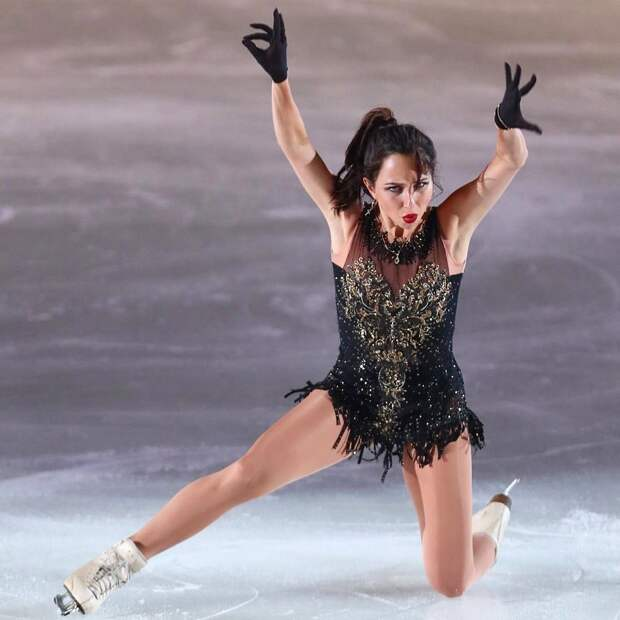 Елизавета Туктамышева из Удмуртии завоевала серебро на Чемпионате мира по фигурному катанию в Стокгольме