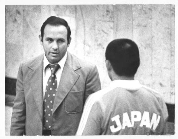 Якуб Камболетович Коблев - легендарный тренер по дзюдо