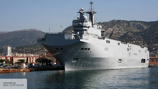 Полковник Литовкин: Францию настигла карма за подлость с «Мистралями»
