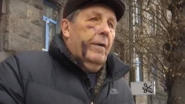 Украинская полиция по ошибке избила советского авиаконструктора