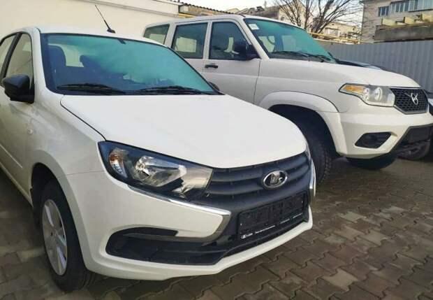 Автомобили, полученные по программе модернизации первичного звена, уже совершили более 700 выездов