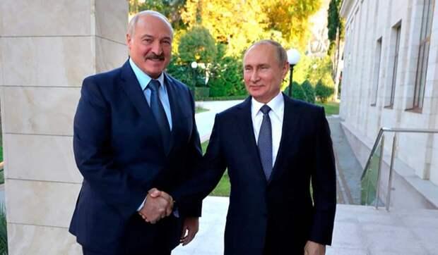 Что хочет получить Путин от конституционной реформы в Белоруссии