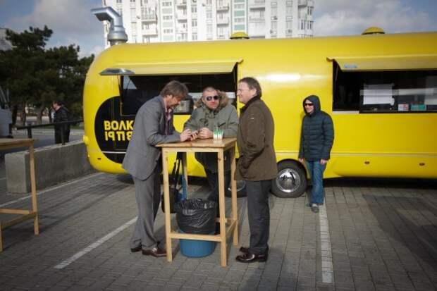 Мегапроект века: Корпорация развития Севастополя подарит городу колесо