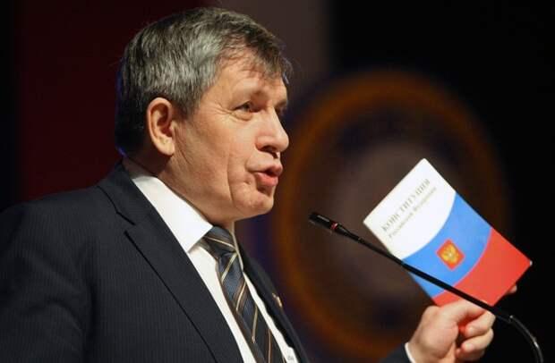 Дукувахи Абдурахманов. Фото: Саид Царнаев / РИА Новости