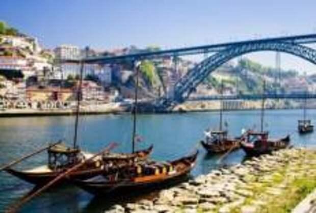 Порту - Красочные улицы и весёлая португальская жизни