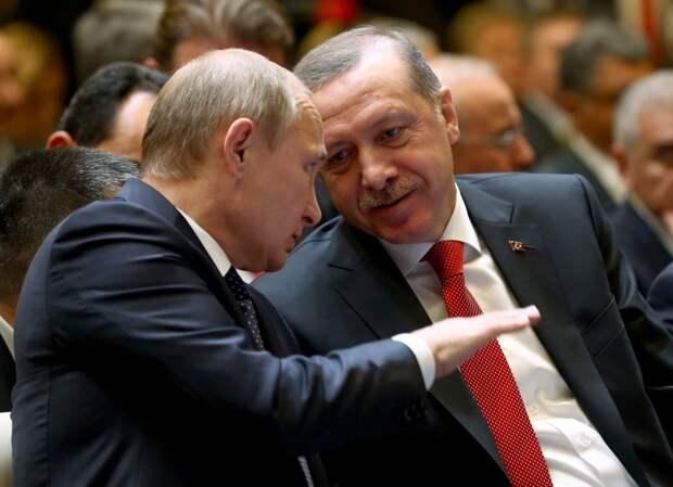 Путин научил Эрдогана обламывать американцев