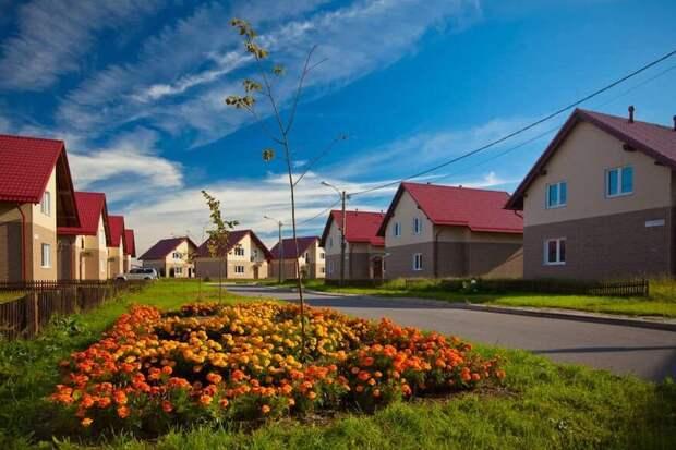 Власти утроили финансирование программы «Сельская ипотека»