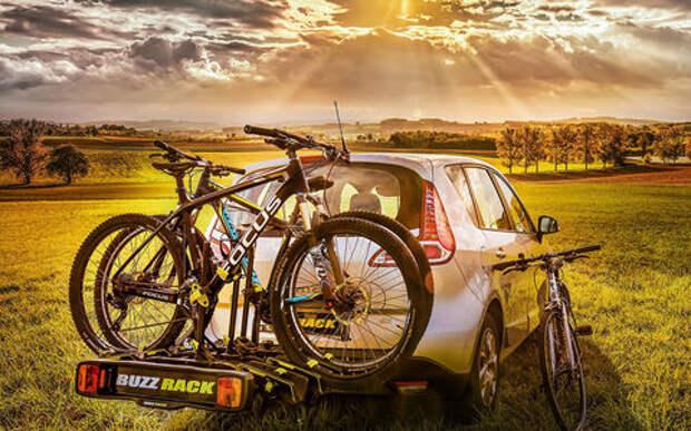 Перевозим велосипед: 5 полезных решений
