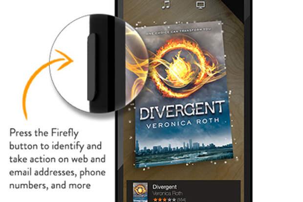 Amazon анонсировала смартфон с 3D-дисплеем