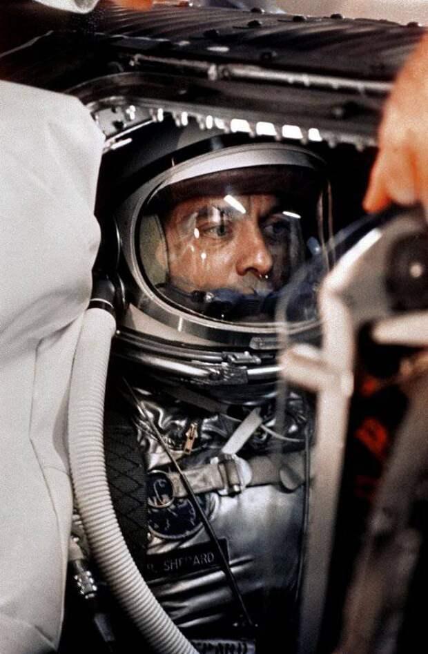 Первый американский космический полет