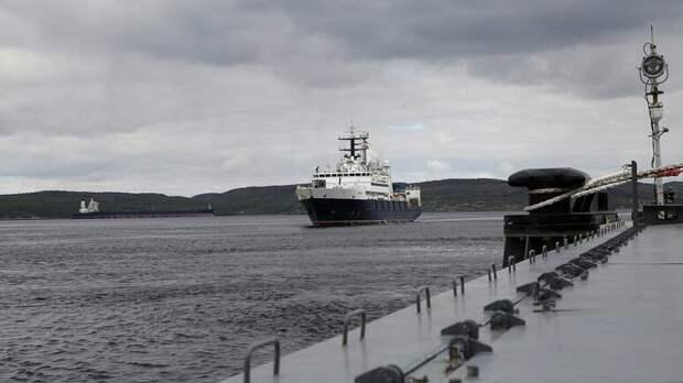 Корабль России сильно удивил ВМФ США, исчезнув с их радаров