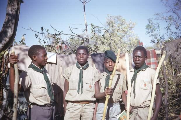 Родезия— африканский рай, которому неоставили шансов