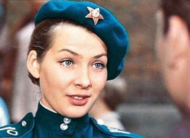 Наталья Данилова (Место встречи изменить нельзя) СССР, актрисы, кино, сериалы