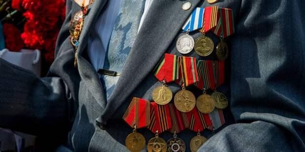 Собянин вдвое увеличил размер матпомощи ветеранам к годовщине Битвы под Москвой