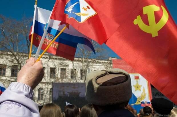 7 лет назад Севастополь и Крым вернулись домой