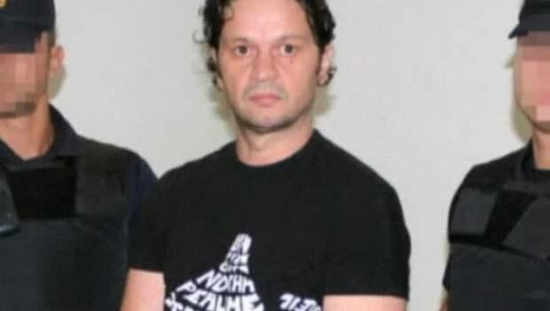Драган Мицуки - глава банды «Розовые пантеры».    Фото: vesti.ru