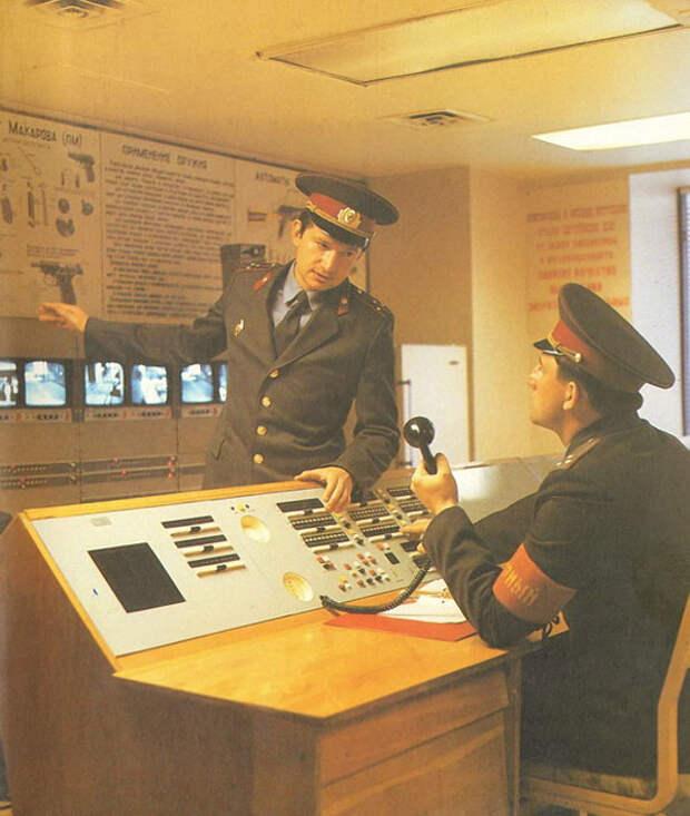 8 крутых исторических фото советской милиции